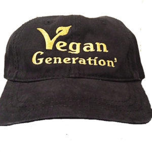 American Vegan Socitey Vegan Generation^3 Hat