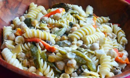 Aegean Pasta Salad Recipe