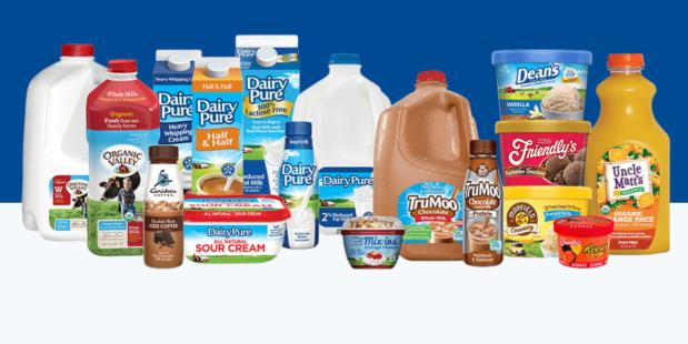 Dean Foods brands