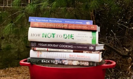 Holiday gift guide: Vegan books for everyone
