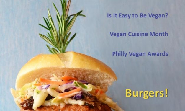 Plant-based burgers: Yes, they're healthier than the animal version