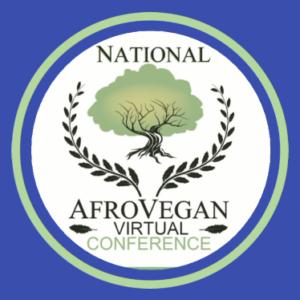National AfroVegan Virtual Conference logo