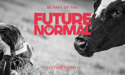 The Future of 'Normal' is a Vegan World