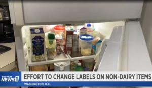 Spectrum News on Dairy Pride Act