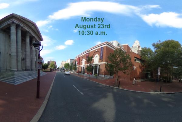 Veg History Walking Tours - August 2021
